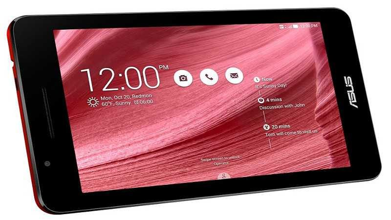 ASUS Fonepad 7 FE171CG svelato: phablet dual-sim con display da 7 pollici