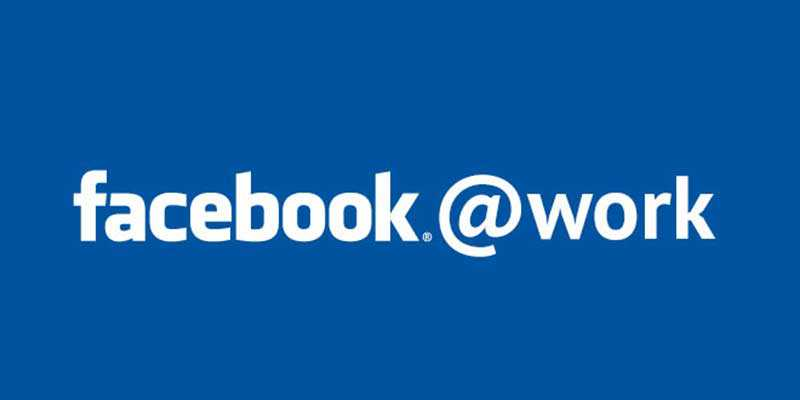 Facebook at Work disponibile nel Play Store