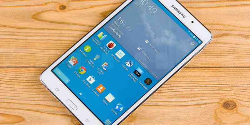 Rumors: il Galaxy Tab 5 7.0 in fase di sperimentazione in India