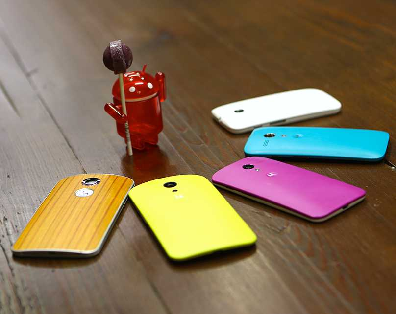 Motorola conferma Lollipop in arrivo a breve per la gamma 2014/2013