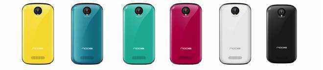 Nodis ND-401 Colors
