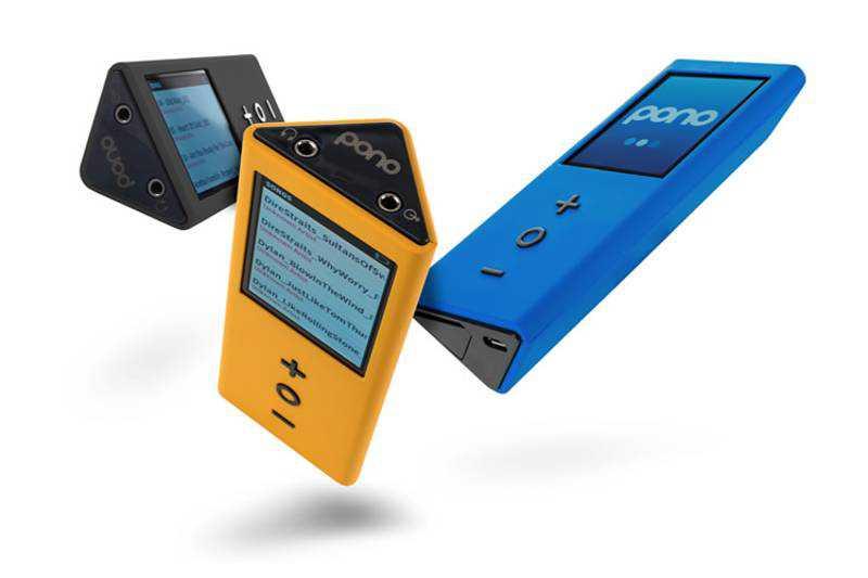 Pono introduce l'alta definizione portatile per cancellare gli MP3
