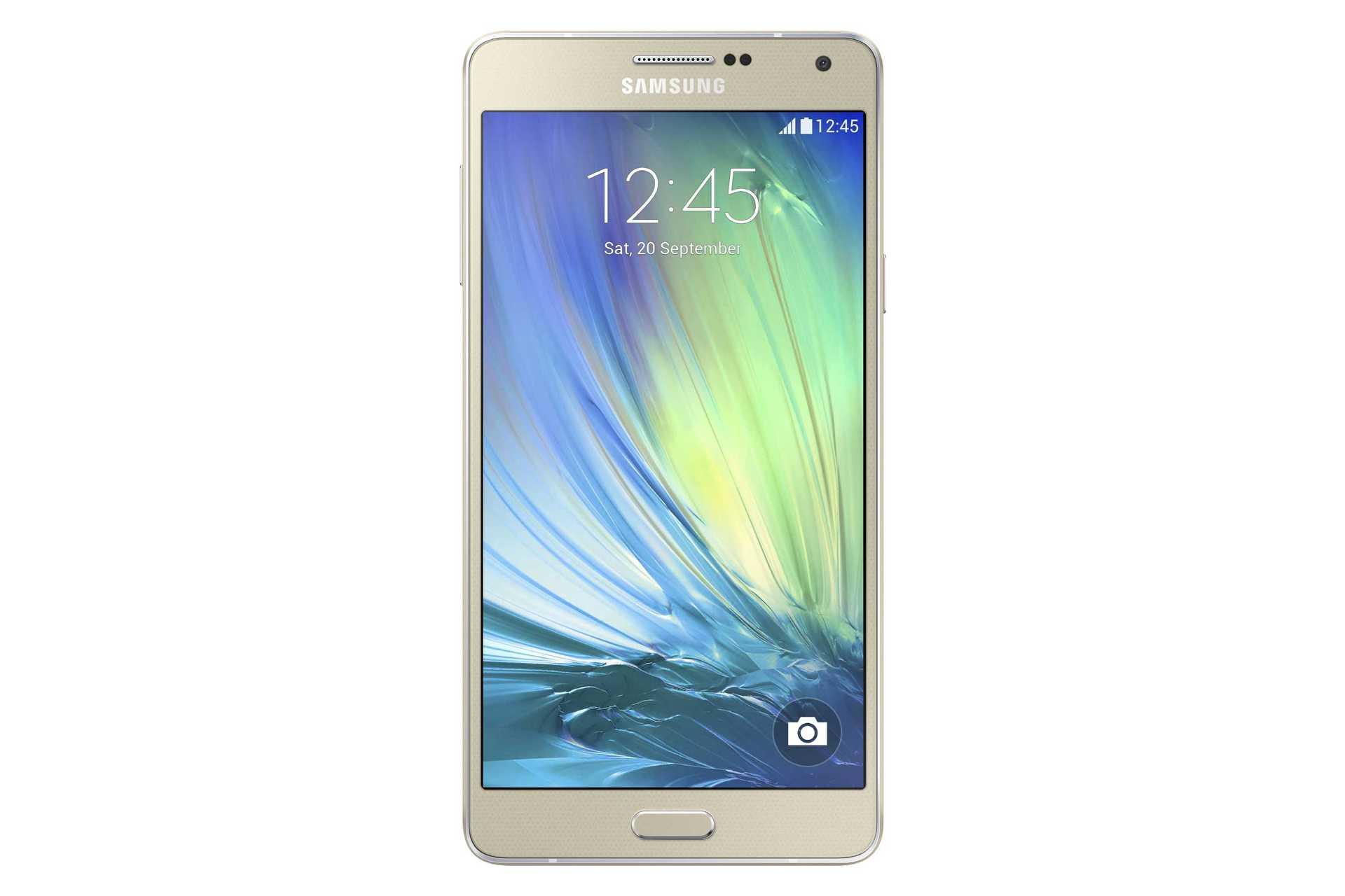 Samsung Galaxy A7 annunciato ufficialmente
