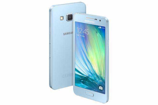 Galaxy A3 (2015) riceve il sistema operativo Android Marshmallow