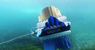 Arriva Sepios, il Drone subacqueo che assomiglia ad una seppia