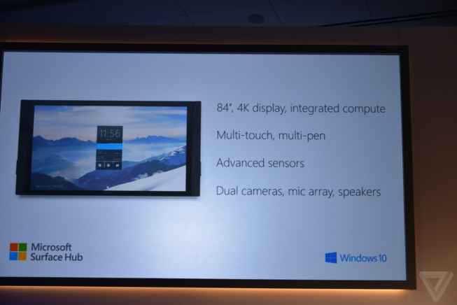 Il futuro è qui….Microsoft presenta Windows 10 e non solo