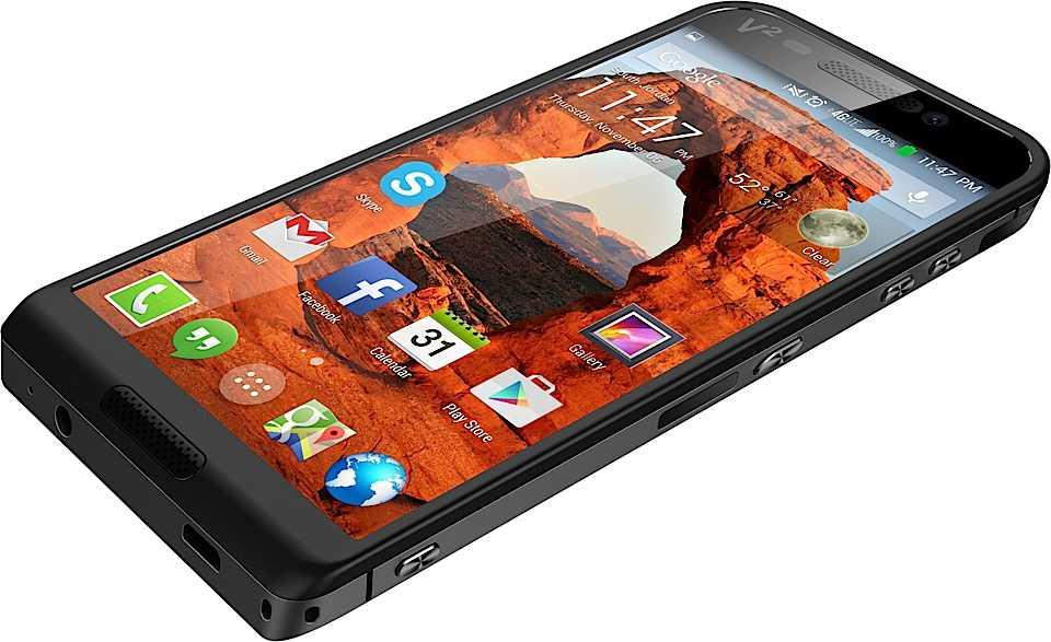 Saygus V2: lo smartphone con 320 gb e doppia SD