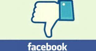Facebook: #facebookdown anche con la rete Infostrada