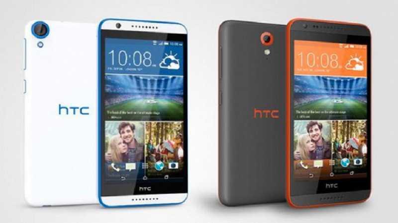 HTC UK: Desire 820 e 620 si potranno trovare da metà gennaio