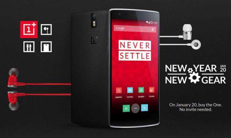 OnePlus One acquistabile senza invito per poche ore