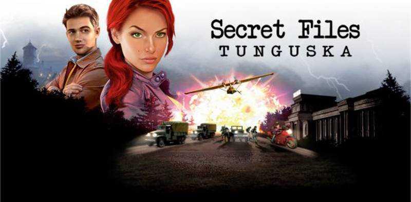 Secret Files Tunguska finalmente disponibile su iOS ed Android