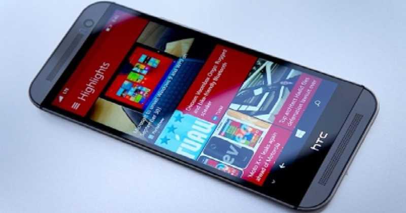 HTC One M9: in arrivo anche in una versione Windows 10?