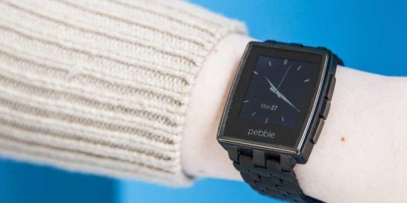 Pebble prevede di lanciare un nuovo smartwatch