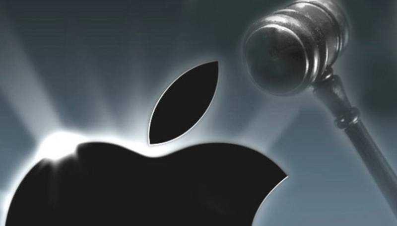 Apple multata per 533 milioni di dollari per violazione di brevetti