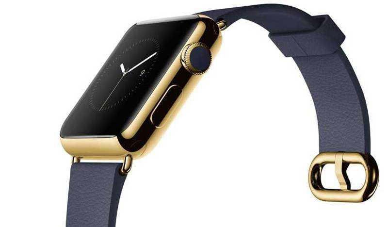 Apple Watch da 18 carati, preziosi gioielli da custodire in cassaforte