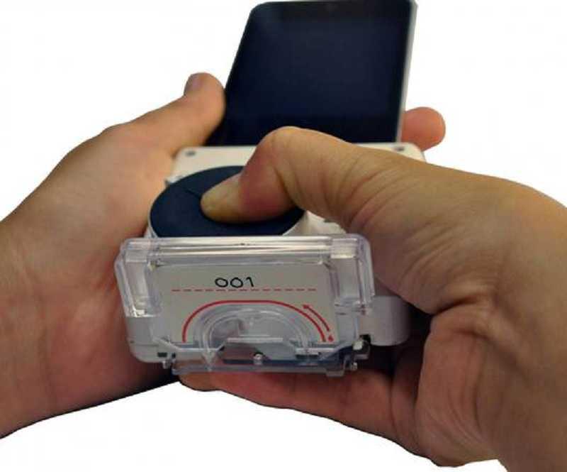 Un'App per fare le analisi del sangue tramite lo smartphone