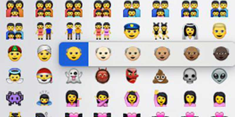Emoji multietniche e gay friendly per Apple