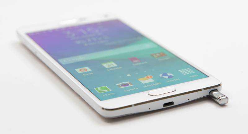 Samsung inizia il roll out di Android 5.0 Lollipop per Galaxy Note 4 versione Exynos