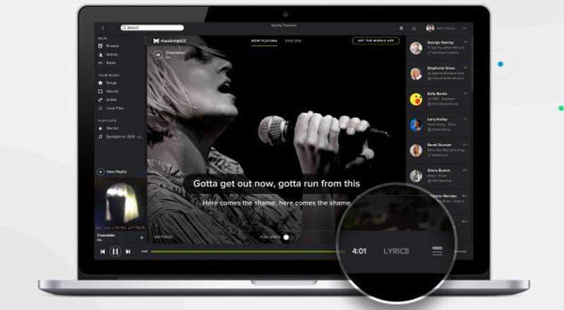 Spotify lancia la nuova versione per desktop con i testi di Musixmatch