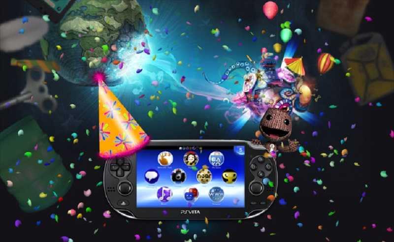 Sony festeggia i 3 anni di PS Vita proponendo diversi titoli in promozione per PS Vita, PS4 e PS3