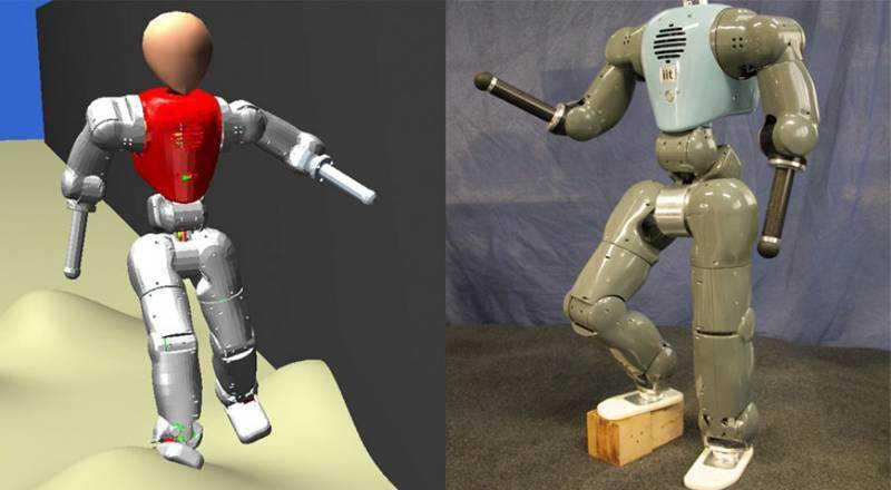 Robot Walk-Man, quando i robot rischiano per noi