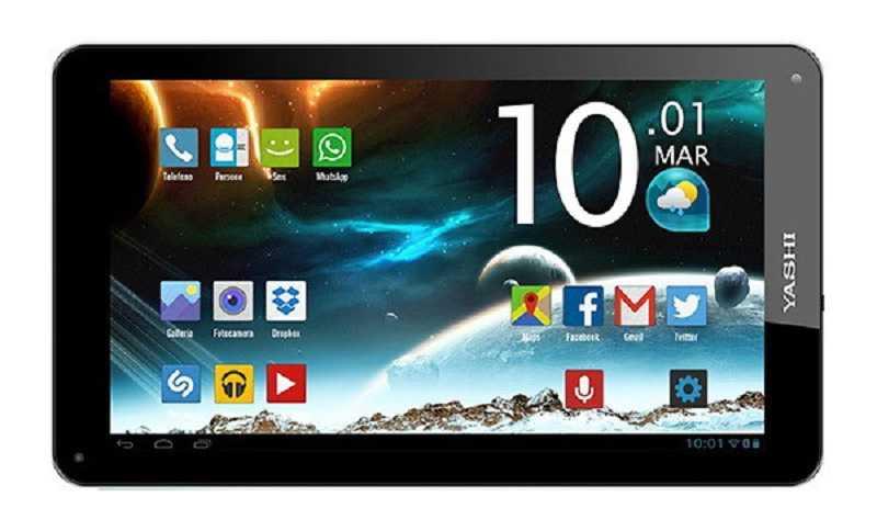 Yashi YPad IPS HD: nuovo tablet da 10 pollici ad un prezzo economico
