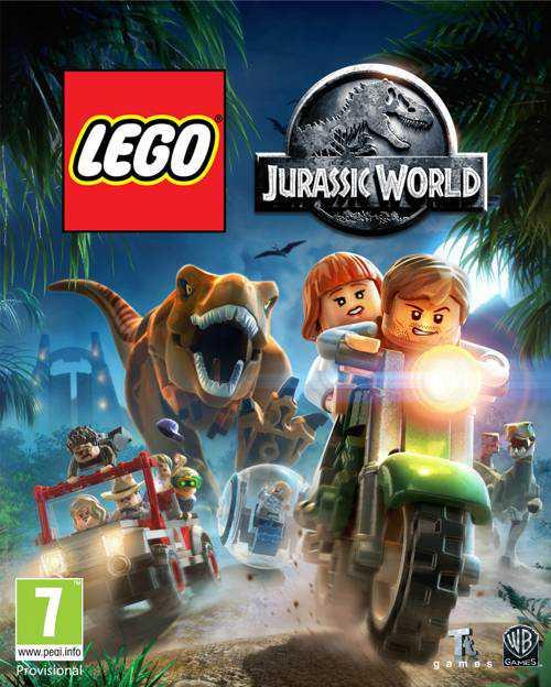 Lego Jurassic World, il ritorno dei dinosauri… ma di mattone
