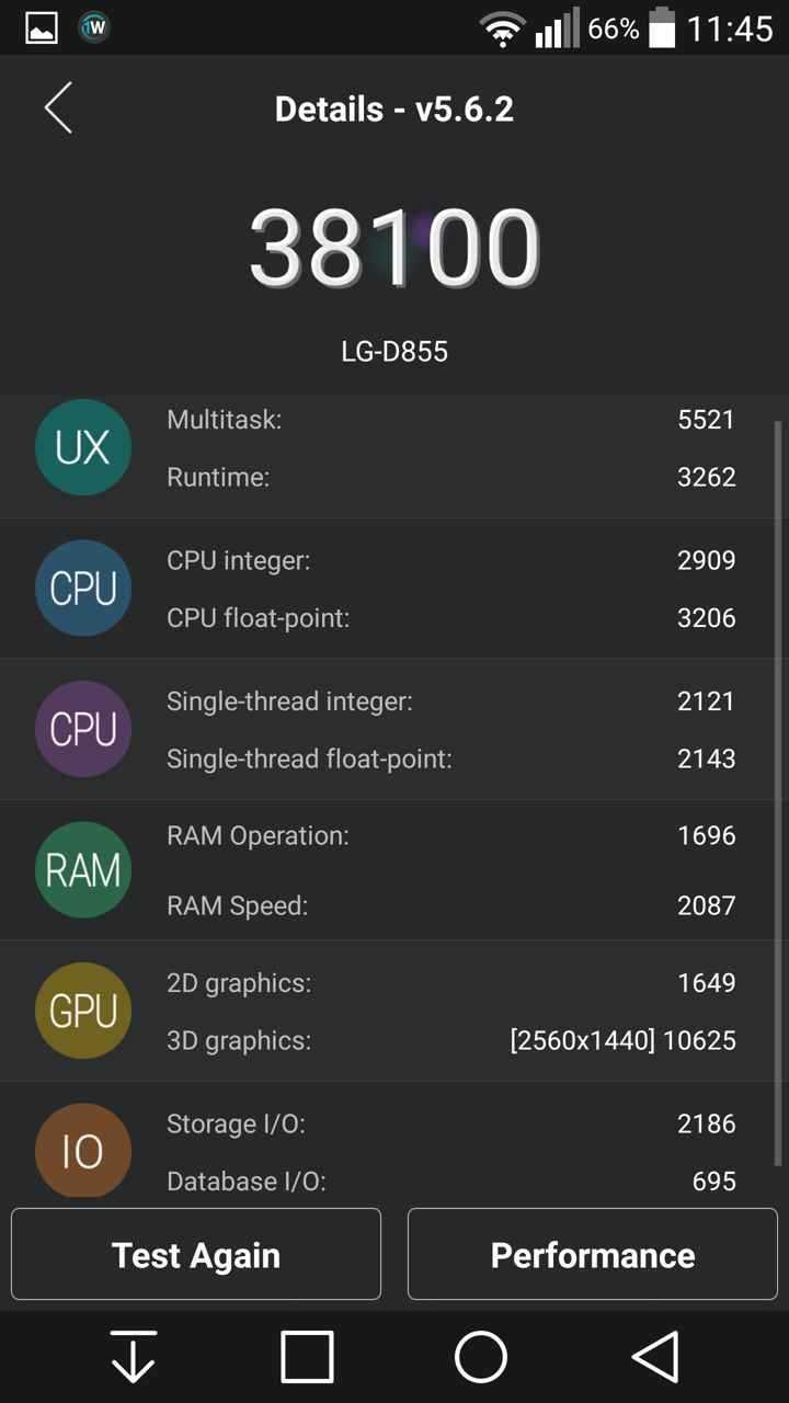 Come ottimizzare il display LG G3