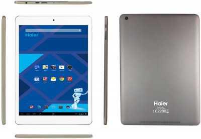 Haier presenta la nuova gamma Tablet 2015