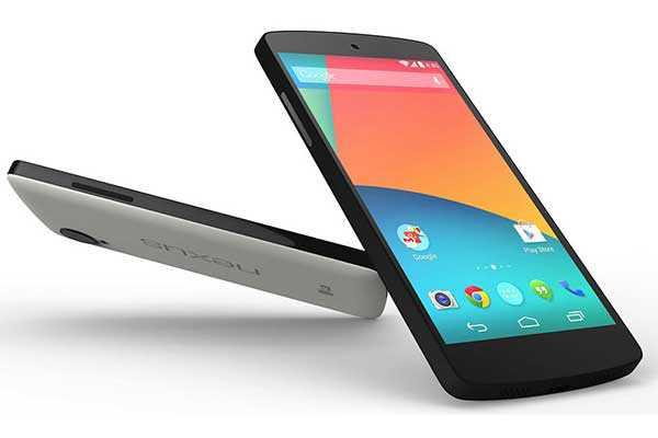 Google Nexus 5 ufficialmente fuori dallo store