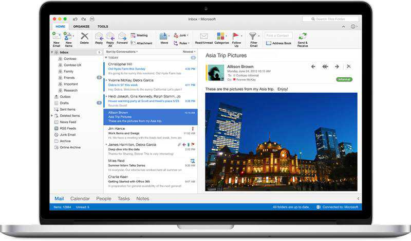Office 2016 Preview Italiano disponibile gratuitamente per Mac