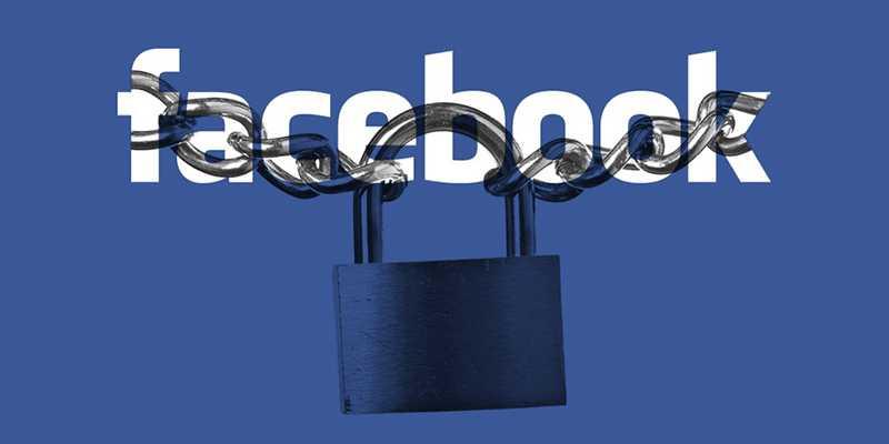 Facebook anti spie: un messaggio ci avvertirà degli attacchi