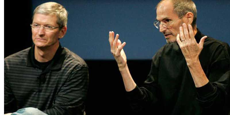 Steve Jobs rifiutò aiuto da Tim Cook