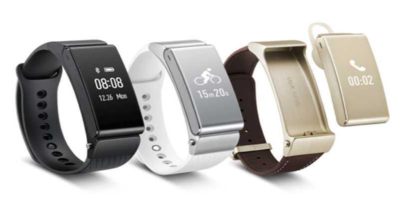 Talkband B2 e N1: Huawei presenta la nuova smartband e l ...