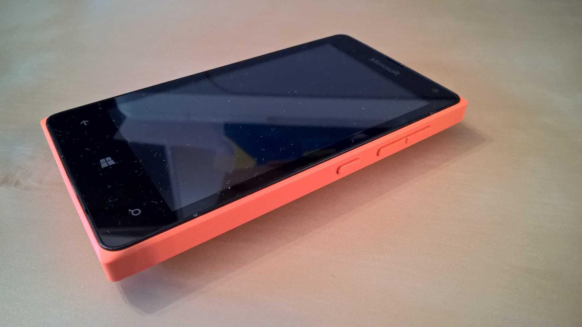 recensione Lumia 435