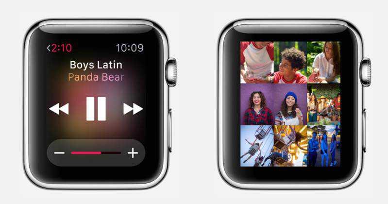 Apple Watch, tutti i modelli con 8GB di memoria interna. Ecco come funziona