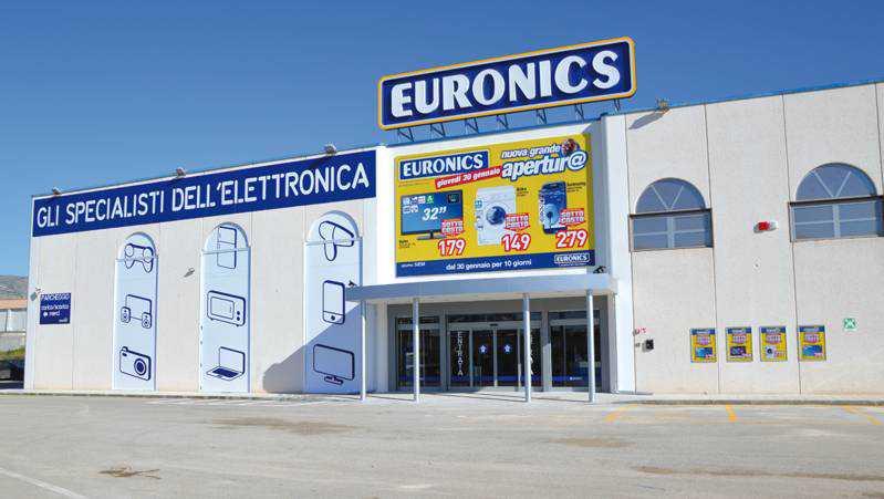 Nuovo volantino Euronics, arriva il sottocosto glaciale su tantissimi prodotti