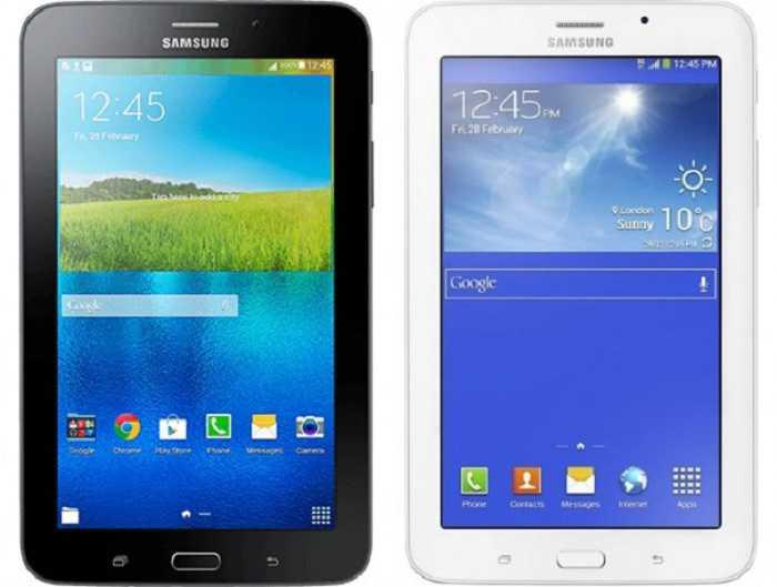 Samsung Galaxy Tab 3 V ufficiale in Malesia