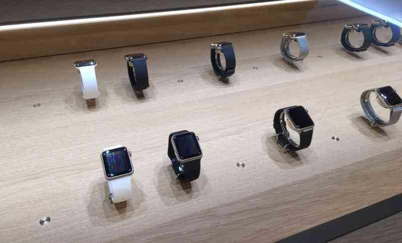 Come provare Apple Watch per 15 minuti negli Apple Store