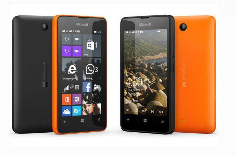 Lumia 430, Microsoft annuncia lo smartphone low-cost
