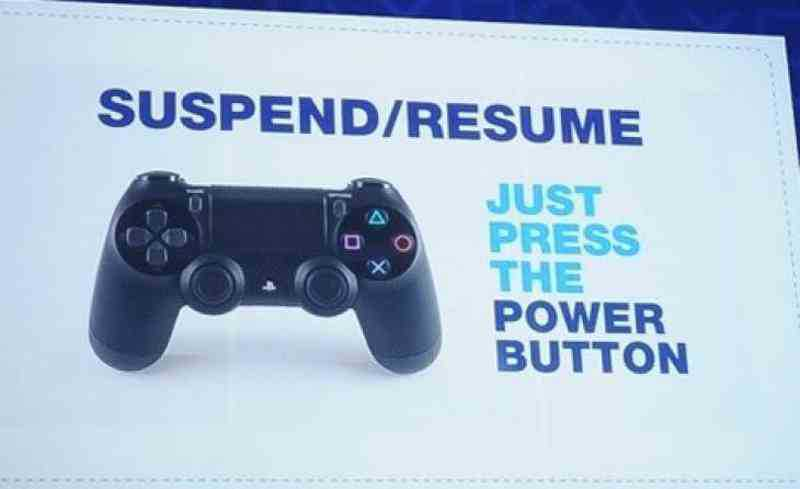 Come aggiornare automaticamente la PS4 in modalità Riposo