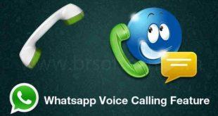 Whatsapp: le chiamate si possono fare anche da iPhone