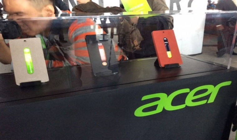 Acer svela i suoi dispositivi al Four World Trade Center di New York