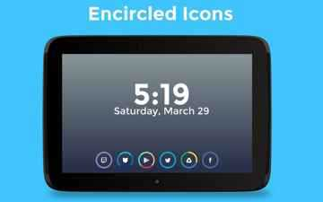 Encircled-icon-pack