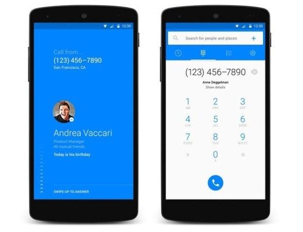 Facebook Hello, la App che identifica le chiamate