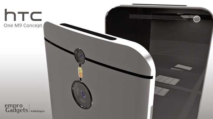 HTC One M9, arriveranno multiutenza e gestione colore display