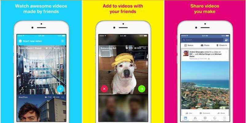 Facebook Riff per ios e Android: ecco i video con i tuoi amici