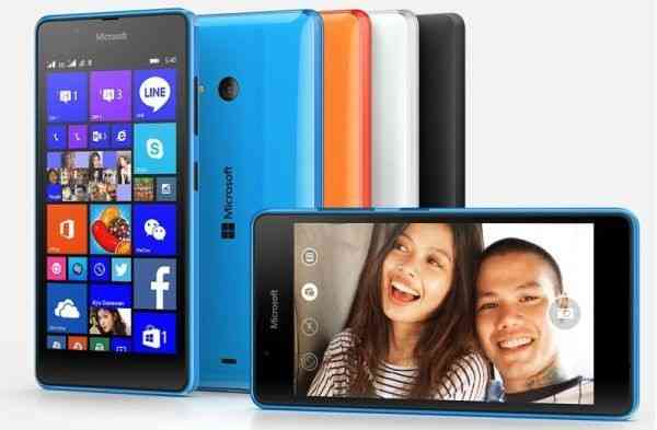 lumia 540 dual-sim