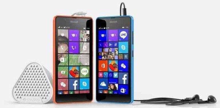 Lumia 540 Dual-SIM, lo smartphone per casa e lavoro