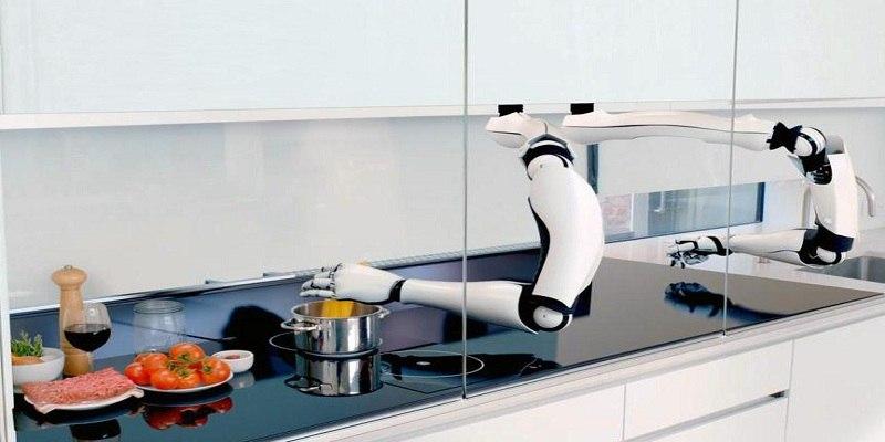 Robot chef in arrivo, in commercio dal 2017!